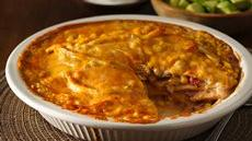 Southwest Tortilla Bake Recipe
