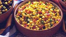 Zesty Corn Salsa Recipe