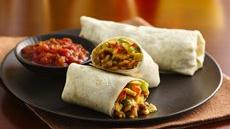 Crunchy Taco Burritos Recipe