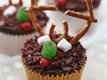Reindeer Cupcakes