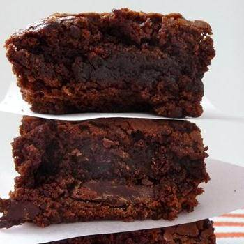 Mexican Brownies with Apricot-Ancho Filling and Dark ...