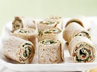 Healthified Pepper Roll-Ups
