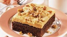 Brownie-Pecan Dessert Squares Recipe