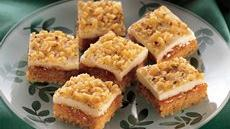 White Chocolate Apricot Squares Recipe