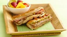 Grilled Cuban Pork Pressed Sandwiches Recipe