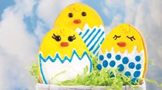 Hatching Chick Cookies Recipe