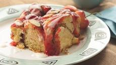 Cherry-Almond Coffee Cake (club store pack) Recipe