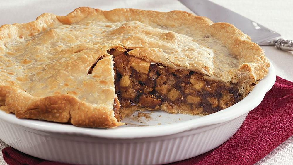Mincemeat Pie recipe from Pillsbury.com