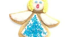 Holiday Angel Cookies Recipe