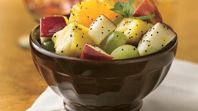Fall Fruit Medley