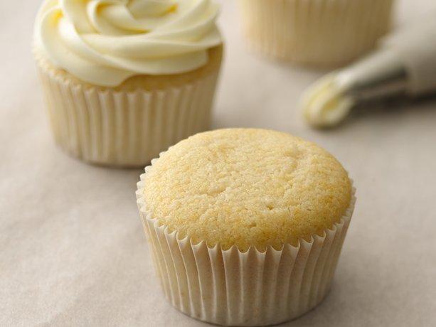 Blanco Cupcakes