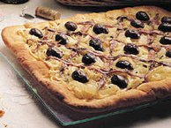 Mediterranean Onion Tart