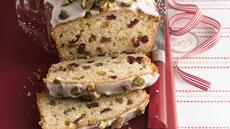 Apple-Cranberry-Pistachio Bread Recipe
