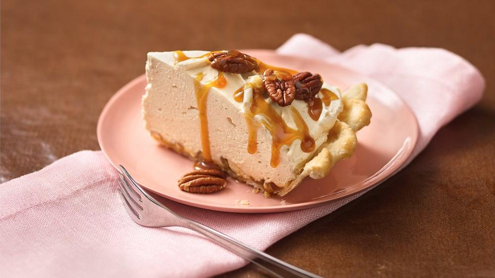 Heavenly Caramel Pie recipe from Pillsbury.com