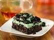 Fudge-Mint Cookie Bars