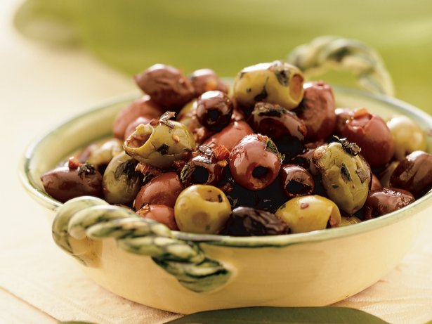 Italian Sauted Olives