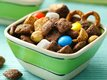 Brownie Crunch Pretzel Trail Mix