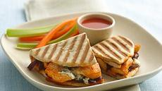 Buffalo Chicken Panini Recipe
