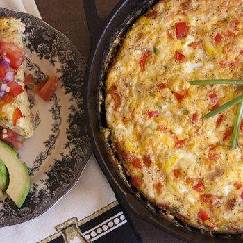 Huevos Rancheros with Pico de Gallo recipe from Betty Crocker