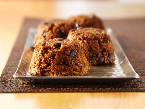 Upside-Down Date-Bran Muffins