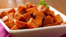 Sweet Potatoes with Cinnamon Honey Recipe
