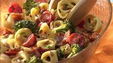 Tortellini, Broccoli and Bacon Salad Recipe