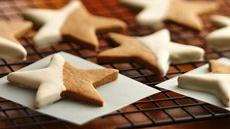 Gingerbread Stars Recipe