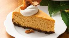 Pumpkin-Caramel Cheesecake Recipe