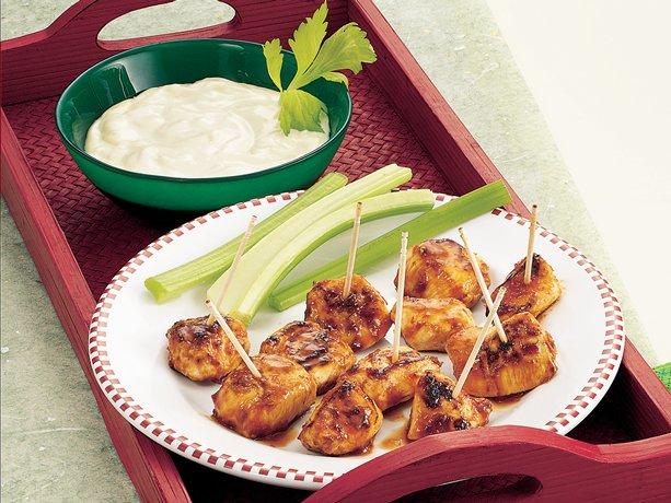 Buffalo-Style Chicken Bites