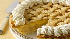 Pear Cream Pie Recipe