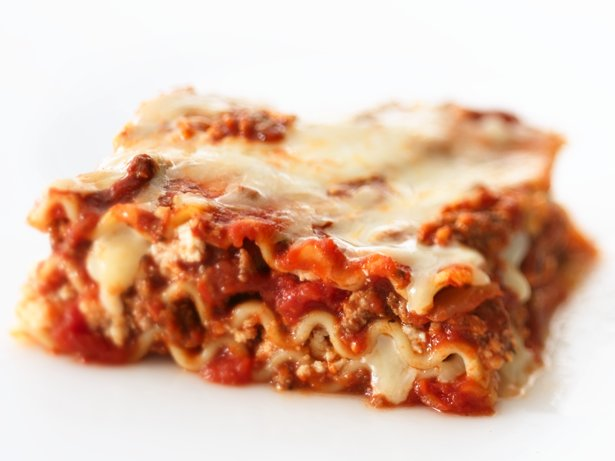 Healthified Lasagna