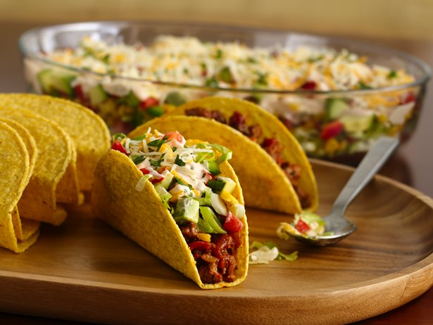 Slow Cooker Party Tacos