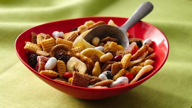 Miami Blitz Chex Mix