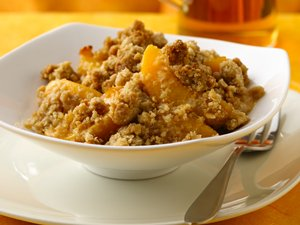 Peach&#32;Crisp