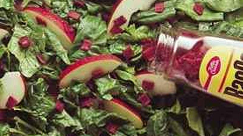 Spinach-Apple Salad
