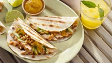 Coconut Curry Chicken Tacos Recipe