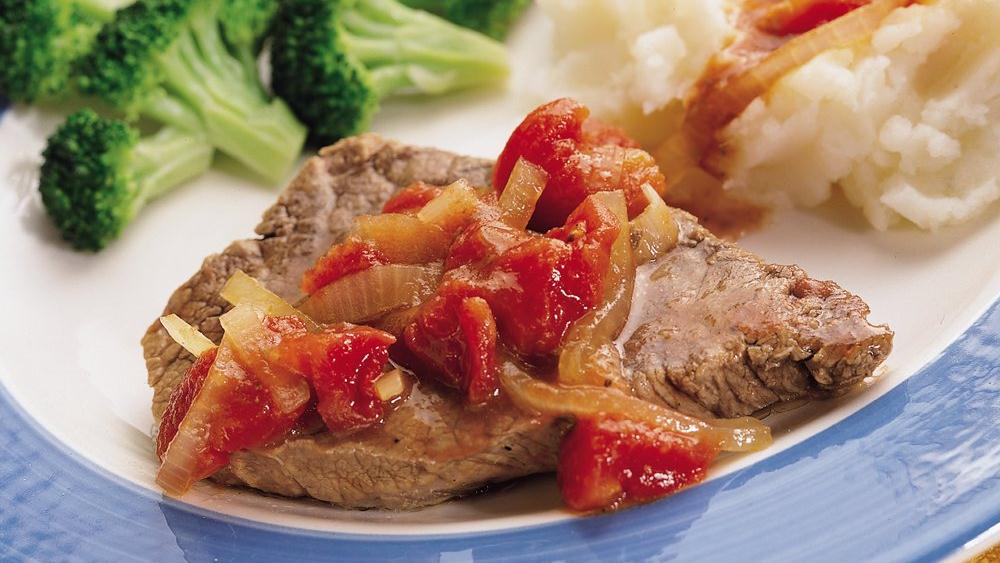 Braised Swiss Steak
