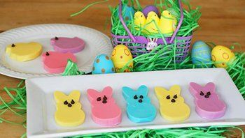 Peeps Jelly Shots