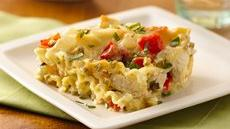 Make-Ahead White Chicken Lasagna Recipe