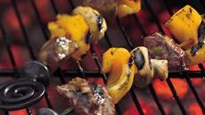 Easy Grilled Steak Kabobs Recipe