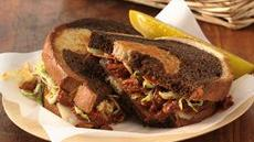 Carolina Reuben Sandwiches Recipe