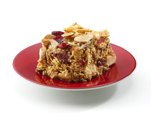 Gluten Free Chex No Bake Apple Bars