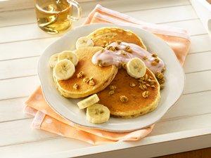 Granola Pancakes