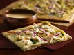 Artichoke Chicken Pizza
