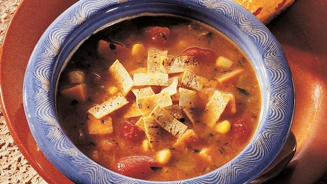Thick ´n Chunky Tortilla Soup