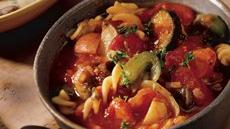 Roasted-Vegetable Stew Recipe