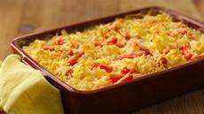 Cauliflower and Carrot Gratin Recipe
