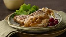 Smothered Pork Chops Recipe