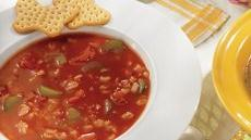 Tomato-Barley Soup Recipe