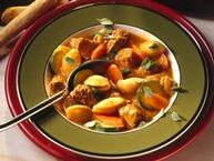 Veal-Pasta Stew